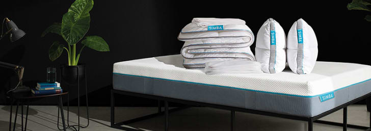Save 35% on Orders Over £300 in the Black Friday Sale at Simba Sleep