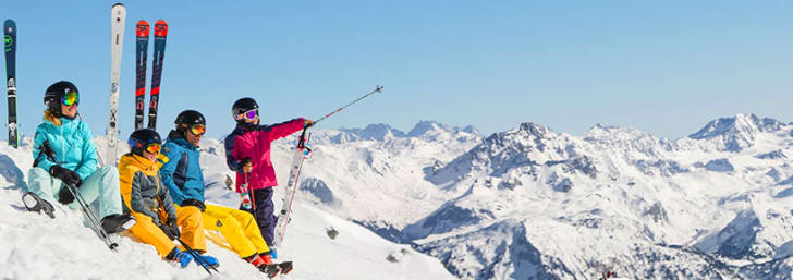 Save Up to 50% Off on Ski Hire at Skiset