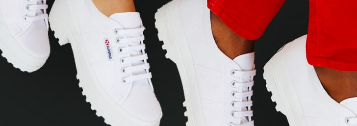 Get £10 Off Orders Over £60 When You Refer a Friend at Superga