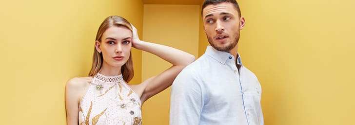50% Discount on Orders in the End of Season Sale at Ted Baker