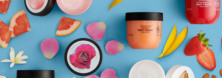 Save £10 on Orders Over £50 at The Body Shop