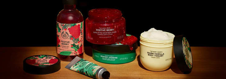 Save 20% on Orders for Love Your Body Club Members at The Body Shop