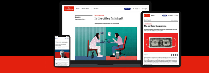 Black Friday Offer: The Whole Picture at Half the Price at The Economist