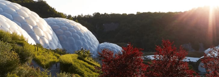 Save 10% with Advance Bookings at The Eden Project