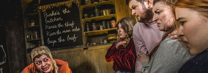 Up to 20% Off with Online Booking at The Edinburgh Dungeon