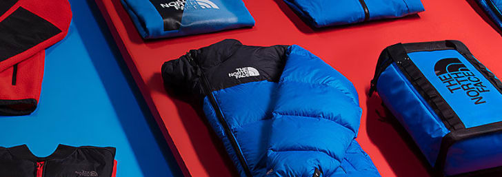 Hot New Arrivals from Just £18 at The North Face