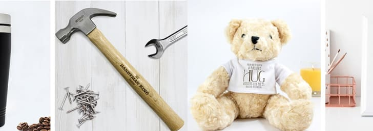 Save 20% on Your First Order at The Personalised Gift Shop