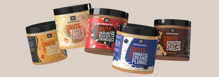 Fino al 50% di sconto sui best sellers per la perdita di peso su The Protein Works