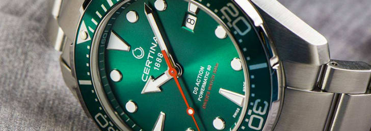 Take Advantage of £250 Off Orders Over £1000 at The Watch Hut