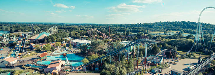 Up To 40 Off Thorpe Park Vouchers January 2020