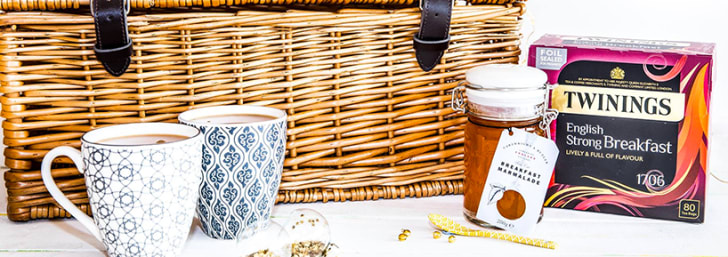 10% Discount on First Orders at Twinings Teashop