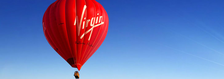 Save up to £55 on Orders in the Black Friday Sale at Virgin Balloon Flights