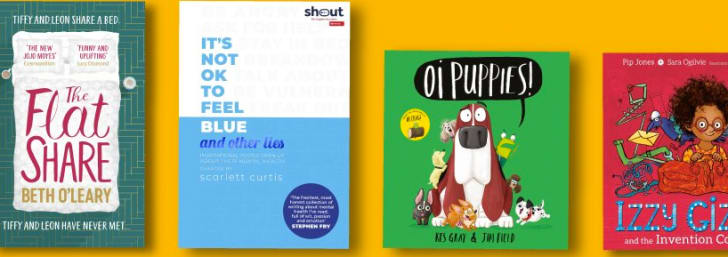 Enjoy Savings of up to 50% on Trending Books at WHSmith