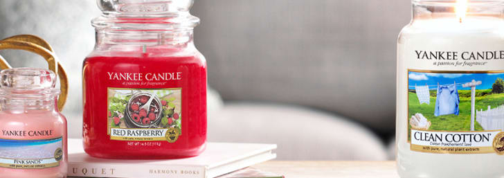 25% Off Fragrance of the Month Orders at Yankee Candle