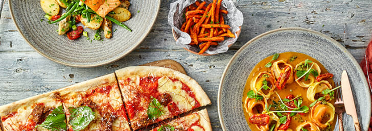 Check Out the Lunch Set Menu from Only £10.95 at Zizzi