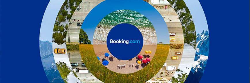 Booking.com - 20% Rabatu