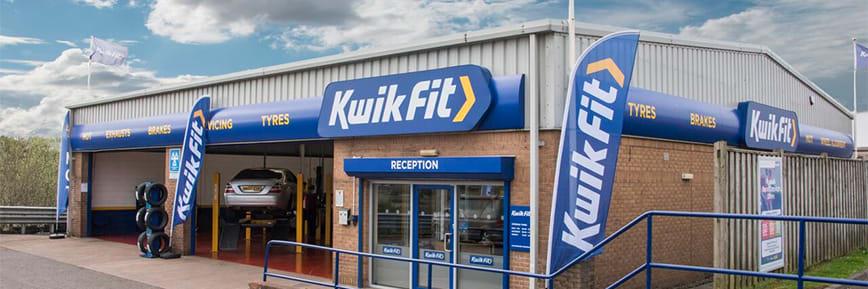Kwik Fit - 10% Off