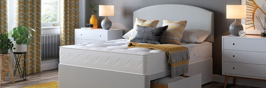 6% Discount on Online Orders at Bensons for Beds