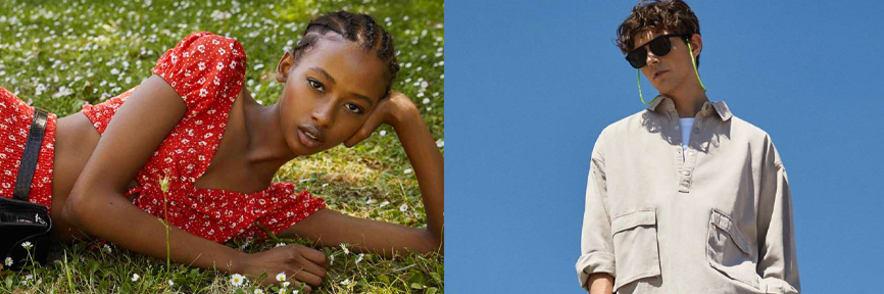 Saldi Bershka: fino al 50% sui vestiti e tute