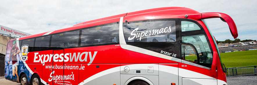 Save 30% on Bookings with Leap Cards at Bus Éireann