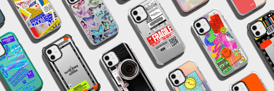 Shop iPhone 12 Cases from Just £35 at Casetify
