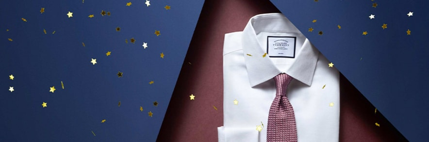 Up to 50% Off Clearance with a Charles Tyrwhitt Promotion