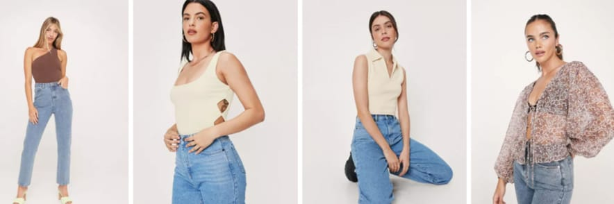 😍 55% Off Everything with This Nasty Gal Promo