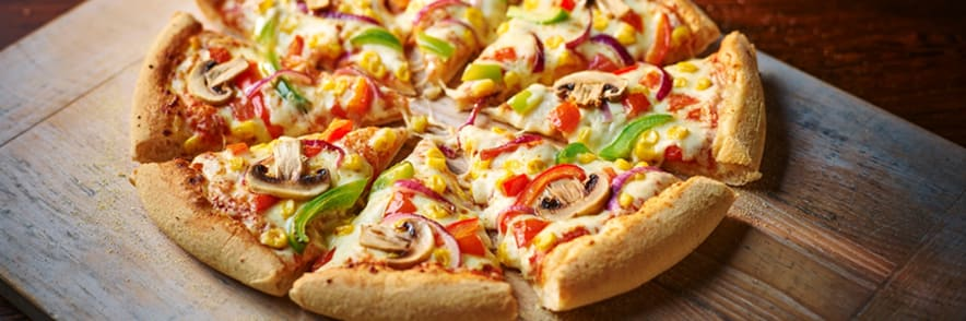 Apply this 25% Promo Code on Domino's Pizza