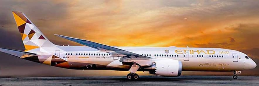 ☀️ 10% Off with an Etihad Airways Student Promo Code
