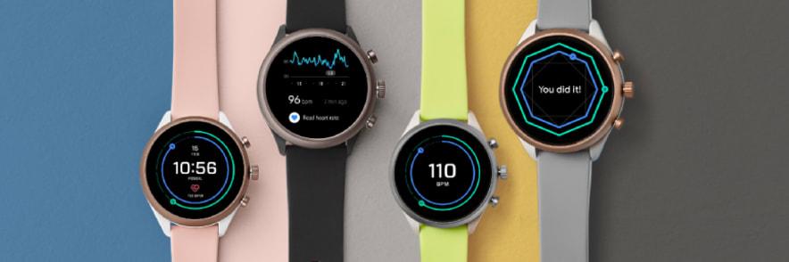 🤑 $100 Off Gen 5E Smartwatches | Fossil Promo Code