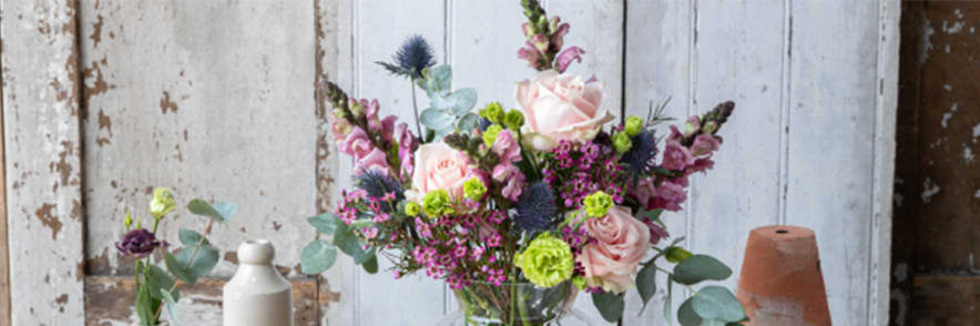 Save 50% on First Two Boxes at Freddie's Flowers