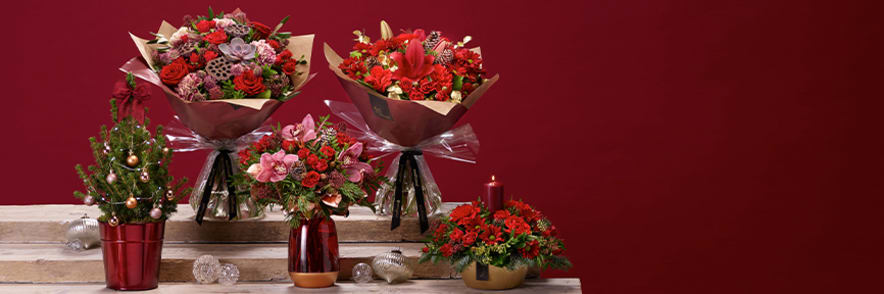 Discover Thank You Flowers and Gifts from Just €37 at Interflora