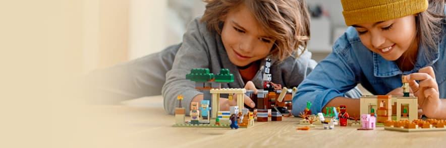 Jouets à moins de 20€ 🤑 chez LEGO®