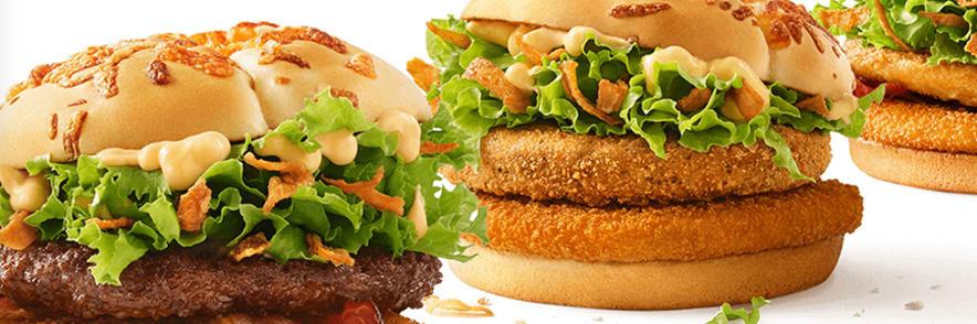 Zamów Swoje Ulubione Menu z Dostawą z McDonald's