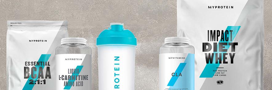 Découvrez la gamme Vegan sur MyProtein