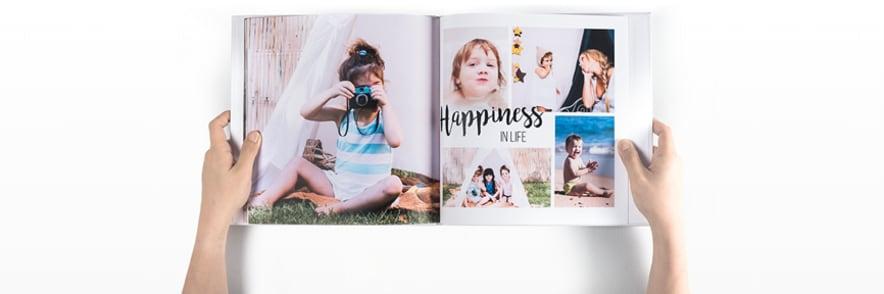 45% Photobook Discount Code on Photo Prints