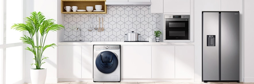 Shop Appliances for up to 30% Off in the Samsung Summer Festival