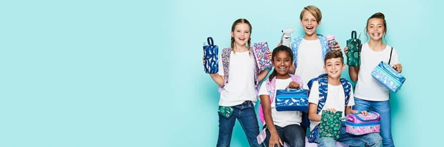 Free Delivery When You Spend £30+ at Smiggle