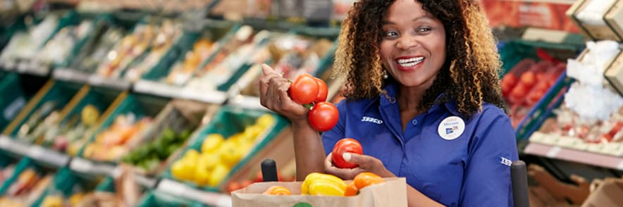 35% Discount on Selected Big Brands at Tesco Groceries