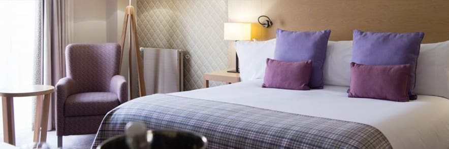 Discover Dinner, Bed & Breakfast with Prosecco from £119 at The Belfry