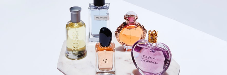 Perfumes are up to €76 Off in the Offers Section at The Perfume Shop