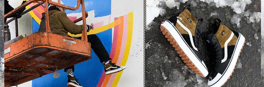 Get a Discount of 50% Off Vans Sneakers in the Sale at Vans