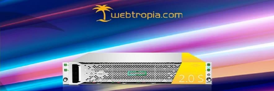 20 EUR einmaliger Rabatt auf dedizierte Server bei Webtropia